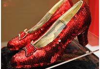 The Oz Ruby Red Slippers