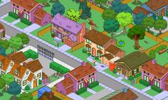 Recreating An Accurate Springfield in 'The Simpsons: Tapped Out ...