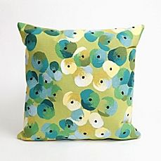 Let the design and style of this Liora Manne Visions II Pansy Lumbar Indoor Throw Pillow adorn your space with whimsical charm. Boasting intricate detailing and bold color, this pillow features pansy flowers that exude warmth and beauty. Outdoor Throw Pillows, Decorative Throw Pillows, Throw Pillow Sets, Pillow Covers, Cricut, Pillow Texture, Mold And Mildew, Pansies, Bold Colors
