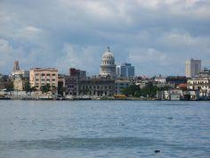 Building Concept, Havana, Cuba, New York Skyline, Explore, Architecture, Travel, Arquitetura, Viajes