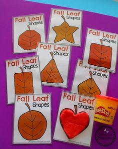 Harvest Activities, Fall Preschool Activities, Seasons Activities, Thanksgiving Activities, Preschool Math, Preschool Fall Theme, November Preschool Themes, Preschool Seasons, Preschool Shapes