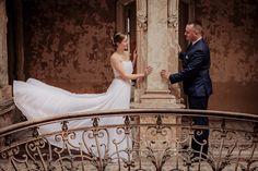 Ślubny plener Zamek Krowiarki