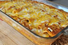 Enchiladas are a great dish for your family or a crowd. Beef often takes a backseat to chicken, but you  …  Continue reading →