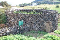"One Pantelleria's ""Giardino Pantesco"""