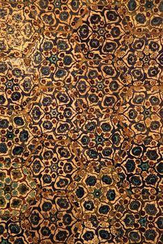 Floral Motifs , Hexagonal Ceramic Tiles, Umayyad Mosque , Aleppo Islamic Patterns, Tile Patterns, Umayyad Mosque, Aleppo, Floral Motif, Tiles, Ceramics, Spice, Decor