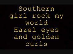 Southern Girl Tim McGraw Lyrics