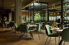 The decadent spirit of the 1970s are brought back to life at Amsterdam hotel…