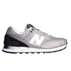 new balance 574s Silver