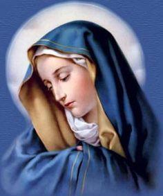 Los Siete Dolores de la Virgen María Magnificat Oracion, Santos, Sufi, Holy Mary, Blessed Mother, Jesus Cristo, Decir No, Lord, Trinidad