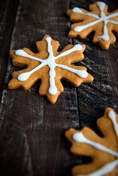 Rich butterscotch with a hint of gingerbread spice is the perfect combination! Butterscotch Gingerbread Cookies Recipe