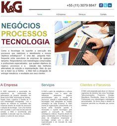 #projeto K Sistemas #website #webdesign www.kegsistemas.com
