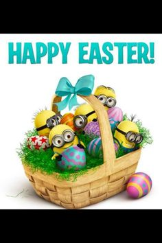 Easter Minions