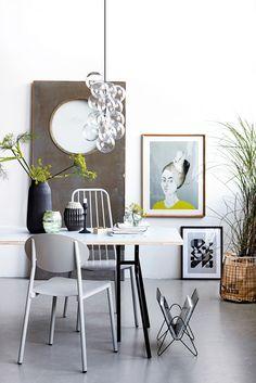Stuhl Walker / Metall   Für Innen Und Außen, Khaki Grün Von House Doctor  Finden Sie Bei Made In Design, Ihrem Online Shop Für Designermöbel,  Leuchten Und ...