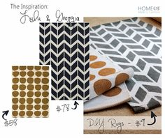 Lulu & Georgia Inspired Rugs | Home Made by Carmona