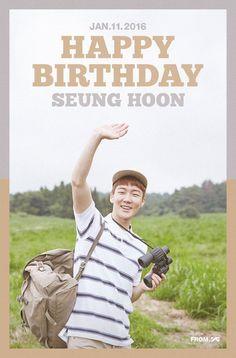 HAPPY BIRTHDAY SEUNGHOON