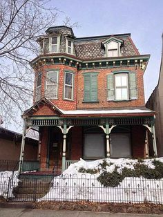 Dream Home On Pinterest Victorian Houses Queen Anne And Victorian