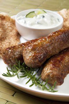 Chifteluțe din miel cu mentă și iaurt | Retete culinare - Romanesti si din Bucataria internationala
