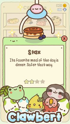 Look what I found with @ClawbertGame #Clawbert