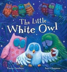 The Little White Owl, #book