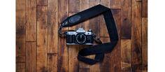 Roberu SLR Canvas Camera Strap - Kaufmann Mercantile. $144.