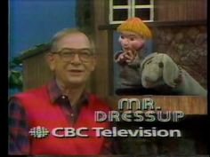 "Dressup""--(Canadian TV show) starring Mr. Dressup, Casey and Finnigan :) Kids Tv, 90s Kids, Old Shows, Childhood Days, The Good Old Days, Best Tv, Back In The Day, Favorite Tv Shows, Movies And Tv Shows"