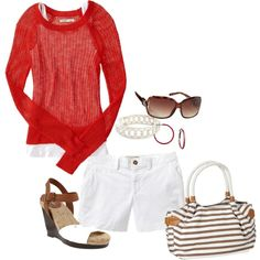 """""""Old Navy Summer Style"""" by happygirljlc on Polyvore"""