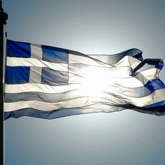 Greek Flag, Beautiful World, Greece, Portrait, Instagram Posts, Countries, Bucket, Quotes, Style