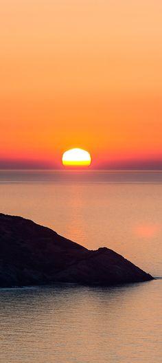Sunset in Bali, Crete island, GREECE !!