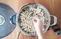 Popcorn... #AMCRezept #AMCrecettes