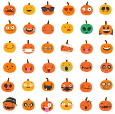 Pumpkin Emoji  by Da