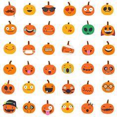 Pumpkin Emoji  by Da