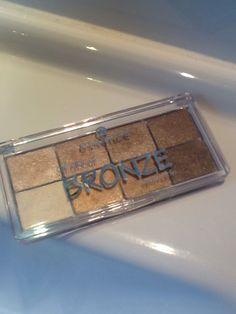 essence all about bronze eyeshadow