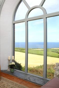 APHRODITE,  Boscastle, Cornwall, United Kingdom. Set in a secluded location, 2 miles from the magical village of Boscastle in Cornwall, this abode is perfect for those looking to escape by the sea. A truly unique Cornish retreat.