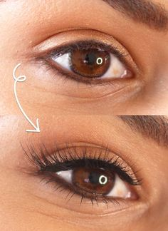 Fake Lashes Before and After | How to Apply Fake Lashes for Beginners | Slashed Beauty #fakelashes #beginnerbeauty #beautytips #makeuptips