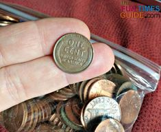 Here's how to tell how much your 1950 penny is worth. See the circulated vs uncirculated 1950 wheat penny value, how many 1950 pennies were made, how rare 1950 pennies are, and which 1950 penny is the most valuable. Wheat Penny Value, Value Of Wheat Pennies, Old Coins Worth Money, Penny Values, Valuable Coins, Valuable Pennies, Rare Pennies, Penny Coin, Penny 1