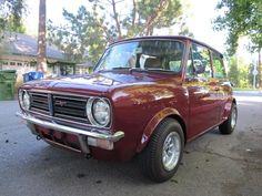1971 Wood Pickett Mini 1275GT