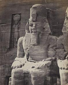 Abu Simbel Temple, 1871