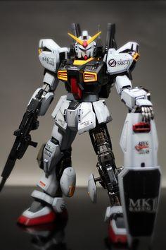 PG RX-178 Gundam Mk-II A.E.U.G.