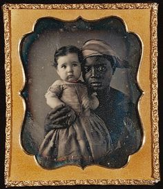 Anonymous daguerreotype, blogged by Gods and Foolish Grandeur: