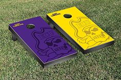 East Carolina Pirates Cornhole Game Set Watermark Version >>> Details can be found by clicking on the image.
