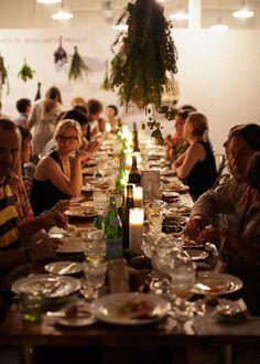 Apolis + Kinfolk Dinner LA #myopenkitchen