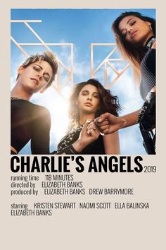 Iconic Movie Posters, Iconic Movies, Film Posters, Good Movies, Polaroid, Charlies Angels Movie, Angel Movie, Posters Vintage, Film Poster Design