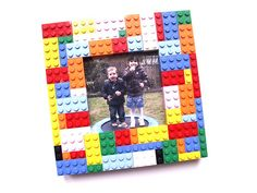 lego photo frame tutorial (on a great blog)