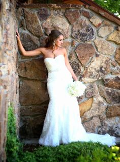 The Bridal Collection Real Bride | Catherine