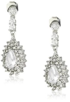 Nina 'Naila' Bridal Naila Vintage Inspired Teardrop Earrings Nina http://www.amazon.com/dp/B00553LF4M/ref=cm_sw_r_pi_dp_1lTuub0MT4K6H