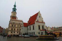 Vuoi organizzare un weekend low cost in una città ancora non molto conosciuta? Poznan, in Polonia, è la meta che fa per te!