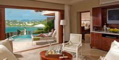 Millionaire Suite with Private Pool & Whirpool @ Sandals Resorts, St. Lucia