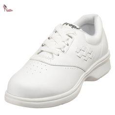 fad2fa6b5c7 Propet Vista Walker Femmes US 6 Blanc Large Baskets  Amazon.fr  Chaussures  et Sacs