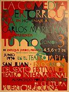 poster by Lorenzo Homar