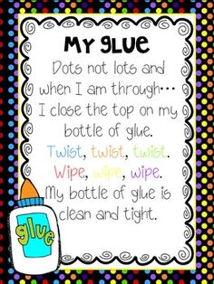 Pick Up Your Free Glue Poems on TPT.